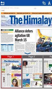 The Himalayan Mail