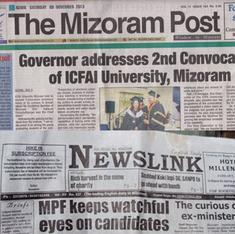 The Mizoram Post