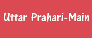 Uttar Prahari