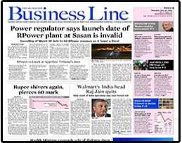 Subscribe To The Business Line Newspaper Newspaperkart